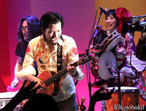 2014年 寿[kotobuki]、旧正月ライブ