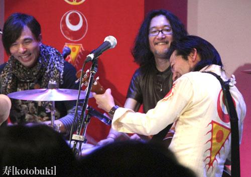 寿[kotobuki]、2014年旧正月コンサートより