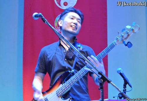 ジゲン(bass)