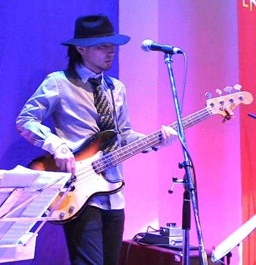 JIGENさん(bass)【from:桃梨】