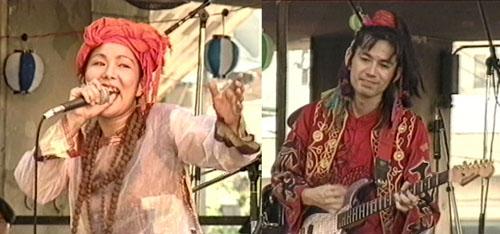 1995年、寿[kotobuki]@寿町フリーコンサート